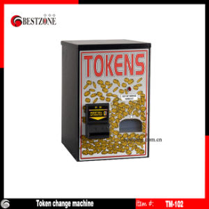 Coin or Token Change Machine pictures & photos