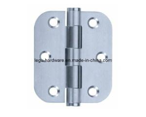 Stainless Steel Round Corner Door Hinge Lgl043 pictures & photos