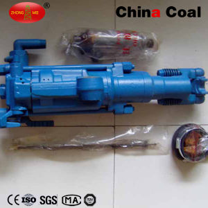Pneumatic Tool Mobile Air Leg Rock Drill Yt28 for Gold Mining pictures & photos