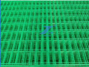 Factory Outlets PVC Coated Welded Wire Mesh pictures & photos