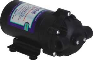Lanshan 100gpd Diaphragm RO Self-Suction Pump Water Pump