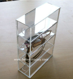 Acrylic Furniture Glasses Display Eyewear Showcase Btr-E1044 pictures & photos
