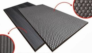 Cow Horse Matting/Natural Rubber Matting/Horse Rubber Mat pictures & photos