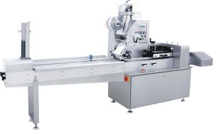 Dzp-400 Automatic High- Speed Pillow Packing Machine pictures & photos