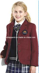 2014 School Uniform, School Jacket of Different Colour -Su41 pictures & photos