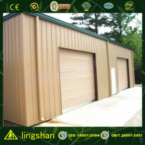 ISO Steel Structure Car Garage (L-S-007) pictures & photos