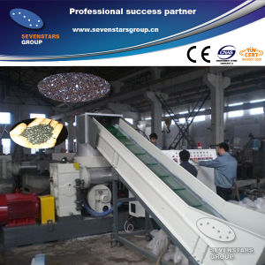 PE Recycled Granules Machine pictures & photos