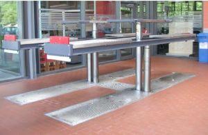 Ddcp608 Hydraulic Underground Auto Lift