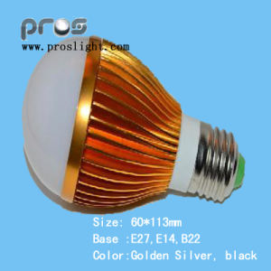 6W Aluminum LED Bulbs Light (E-TORL) pictures & photos