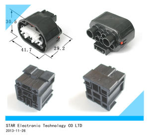 Made in China Electric 9 Pin Automotive Male Female Connector pictures & photos