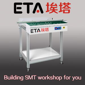 Small Size PCB Belt Conveyor with Light Optional pictures & photos