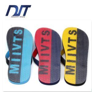 Excellent Quality Comfortable Men EVA Flipflop Slippers Promotion Slippers pictures & photos