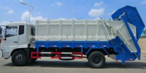 180HP Garbage Transport Truck 10 T Compressed Garbage Truck pictures & photos