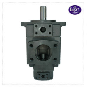 Yuken PV2r Series Hydraulic Oil Double Vane Pump pictures & photos