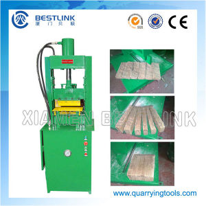 Electric Natural Face Mosaic Cut Machine pictures & photos
