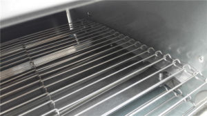 Ce Approved Electric Conveyor Toaster/Automatic Chain Furnace Conveyor Toaster pictures & photos