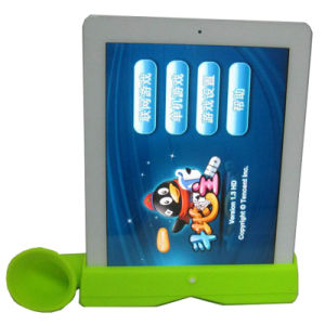 Silicone Speaker for iPad and Tablet PC pictures & photos