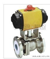 PFA Lined Ball Valve pictures & photos
