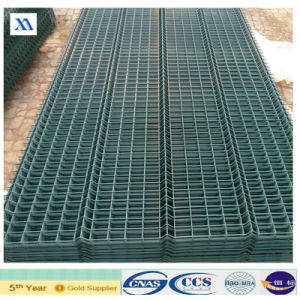 Powder Coated Galvanized Backyard Metal Fence Panels (XA-WP21) pictures & photos