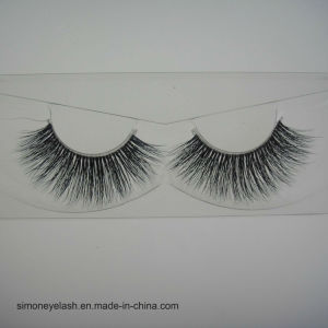 Makeup Cosmetic Lashes Clear Band 3D Eyelashes Extensions pictures & photos