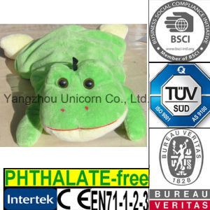 CE Plush Soft Baby Appease Toy Pillow