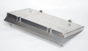 Aluminum Stamping Parts Aluminum Panel pictures & photos
