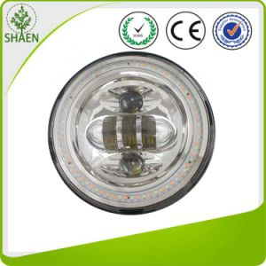 7 Inch 50W Round LED Car Light LED Headlight for Jeep pictures & photos