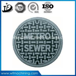 Lockable Manhole Cover Ductile Iron Casting Manhole Cover Waterproof Manhole Cover pictures & photos