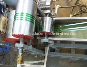 Automatic PP/PET Plastic Strapping Band Extruder Machine pictures & photos