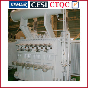 Rectifier Transformer for AC/DC Converter Three-Phase Oil-Immersed Transformer