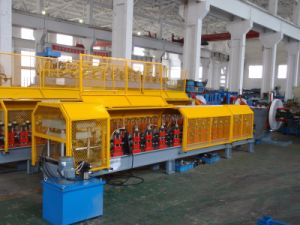 Double Layer CNC Color Steel Roll Forming Machine pictures & photos