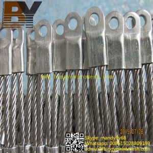 Flexible Stainless Steel Tiger Mesh Lion Netting pictures & photos