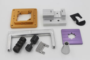 CNC Machine Part for Electronic Device with OEM and Assembly Service pictures & photos