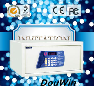 High Quality Hotel Security Fireproof Safe Deposit Box pictures & photos