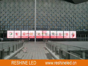 Indoor Outdoor Fixed Install Advertising Rental LED Sign/Panel/Wall/Billboard/Video Display Screen pictures & photos