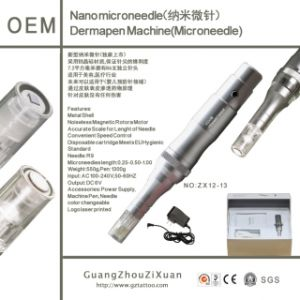Microneedle Therapy System Electric Microneedle Derma Pen pictures & photos