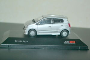 1/43 Model Car for Toyota Agya