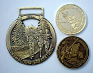 Sports Game Souvenir Metal Medal pictures & photos