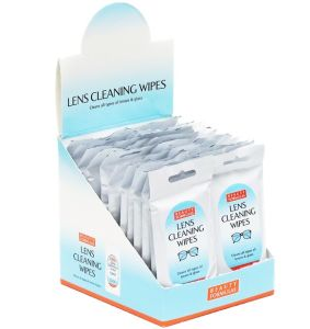 OEM & ODM Lens Clean Wet Wipes with MSDS