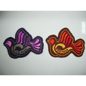 Clothes Accessories Embroidery Woven Garment Patch pictures & photos