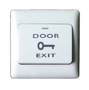 Plastic Push Button Switch Door Button Exit Button (JS-86) pictures & photos