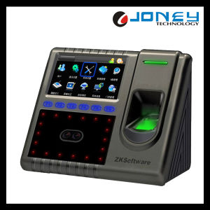 4.3 Inch TFT Touch Screen Fingerprint Facial Multi-Biometric Time Attendance Access Control Device pictures & photos