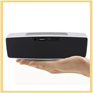 Portable Bluetooth Speaker/Londspeaker for Wireless 4.0 with Stereo System