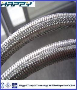 SAE 100r14 Flexible PTFE Teflon Hose pictures & photos