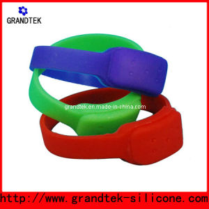High Quality Silicone Anti Mosquito Bracelet pictures & photos