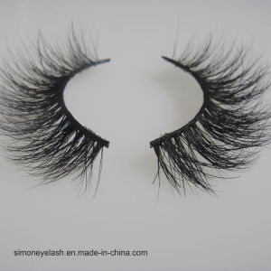 Own Brand Package Box Mink Fur Strip Eyelashes pictures & photos