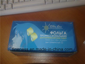 Customized Packing Aluminum Foil for Hairdressing -2 pictures & photos