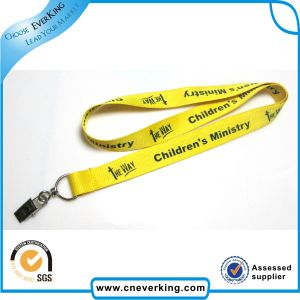 Personalized High Quality Lanyard in Printed Logo pictures & photos