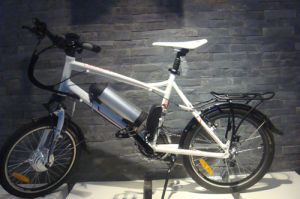 Road Electrical Bicycle with Kettle Battery (LN20R01)