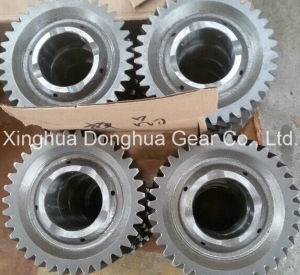 OEM Custom Brass Pinion Gear, Small Spur Gear pictures & photos